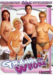 """Just Added presents the adult entertainment movie """"Granny The Whore""""."""