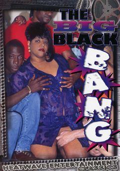 "Adult entertainment movie ""The Big Black Bang"" starring Akio Williams, Lindsey & Jonnie Rammer. Produced by Heatwave Entertainment."