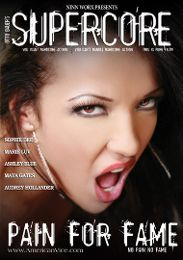 "Editors' Choice presents the adult entertainment movie ""Pain For Fame""."