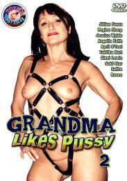 "Just Added presents the adult entertainment movie ""Grandma Likes Pussy 2""."