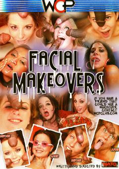 "Adult entertainment movie ""Facial Makeovers"" starring DeShaun Hayes. Produced by West Coast Productions."