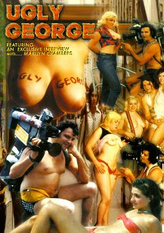"Adult entertainment movie ""Ugly George"" starring Ugly George & Marilyn Chambers. Produced by Global Media Int'l Films."