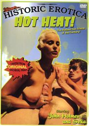 "Just Added presents the adult entertainment movie ""Hot Heat""."