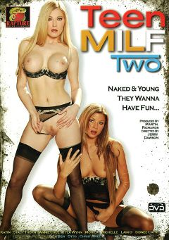"Adult entertainment movie ""Teen MILF 2"" starring Michelle B., Monica Sweetheart & Chris Cummings. Produced by Rapture Entertainment."