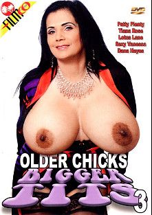 Older Chicks Bigger Tits 3, starring Tiana Rose, Lotus Lane, Sexy Vanessa, Kevin, Johnny Fender, Dana Hayes, Guy DiSilva, Tony Michaels, Patty Plenty and Kyle Stone, produced by Filmco.