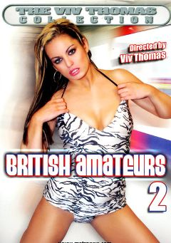 "Adult entertainment movie ""British Amateurs 2"" starring Lisa G, Sadie Jane & Nancy. Produced by Metro Media Entertainment."