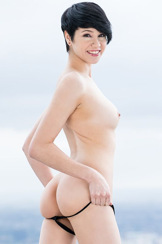 Nude girl bound