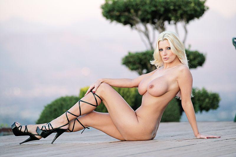 Brittany andrews naked #12