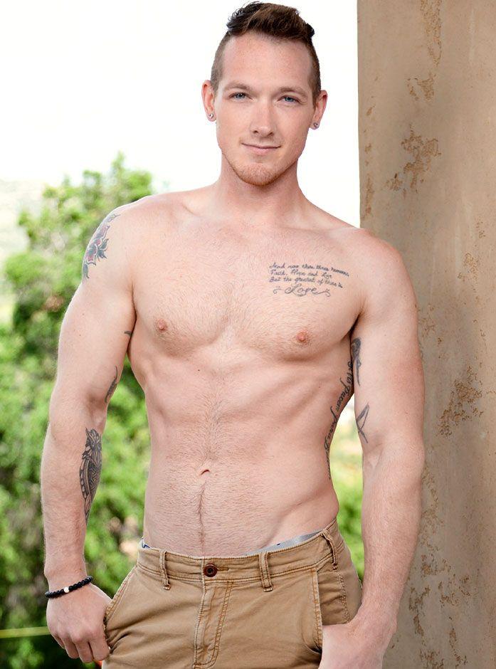 AEBN featured VOD adult star, Jackson Cooper
