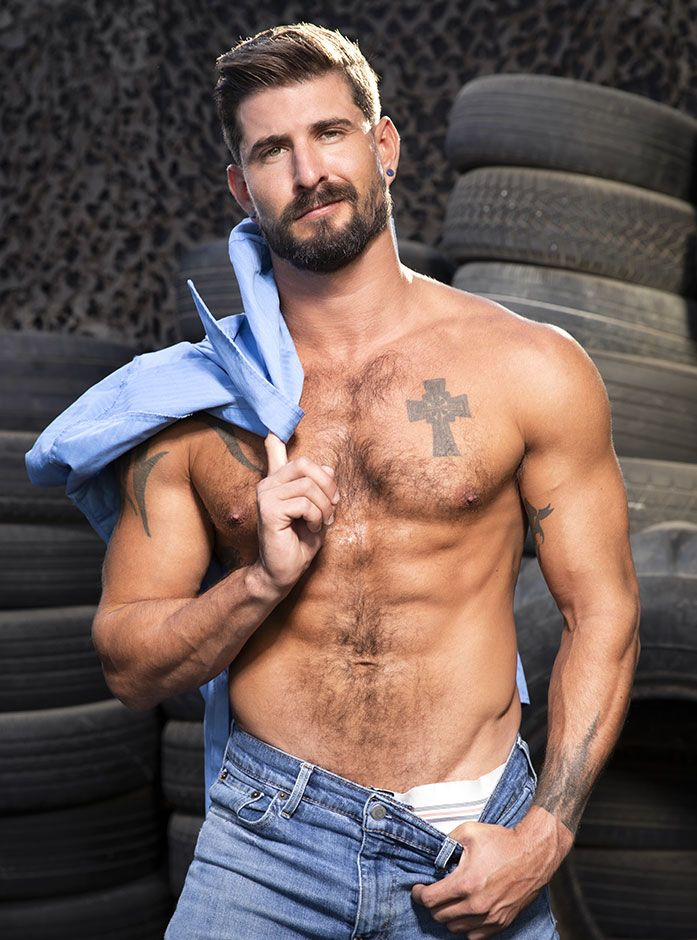 AEBN featured VOD adult star, Sean Maygers