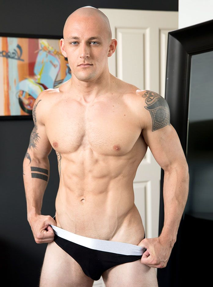 AEBN featured VOD adult star, Trevor Laster