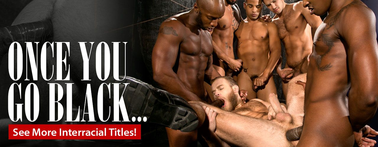 Gay vod Demand interracial