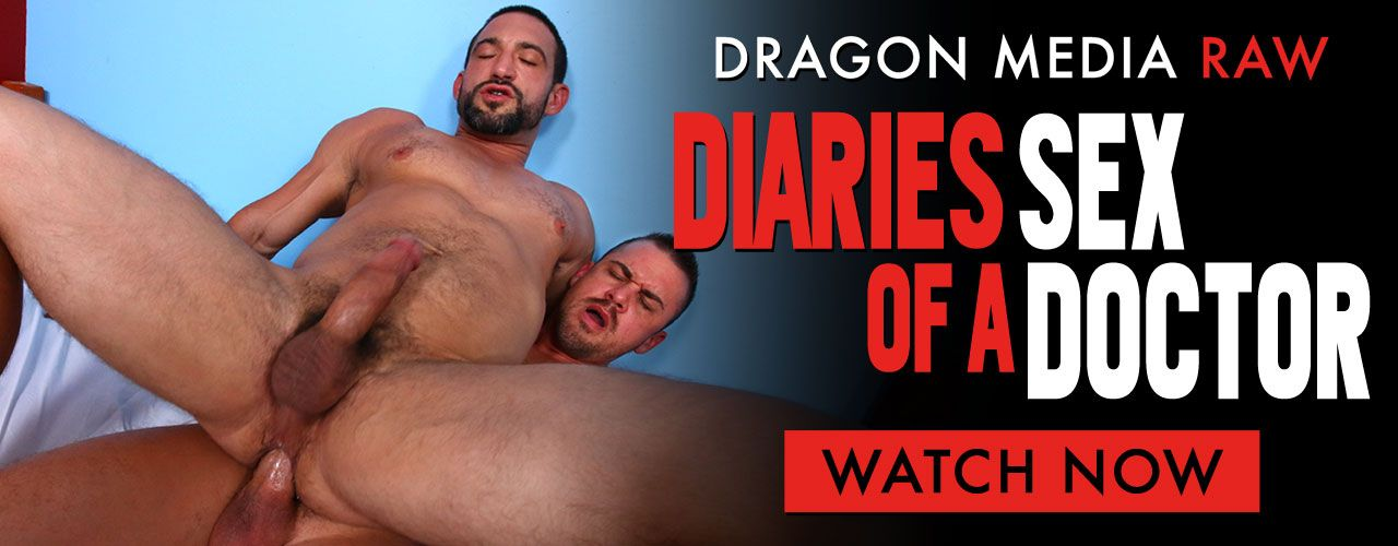 This is another soon to be hit for actor/director Rocco Steele and Dragon Media Raw. Check out Diaries of a Sex Doctor now!