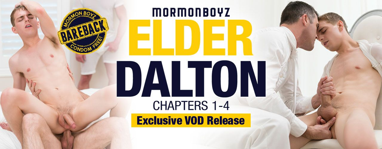 Mormon Boyz brings you Elder Dalton Chapters 1-4! Don't miss this exclusive VOD release!