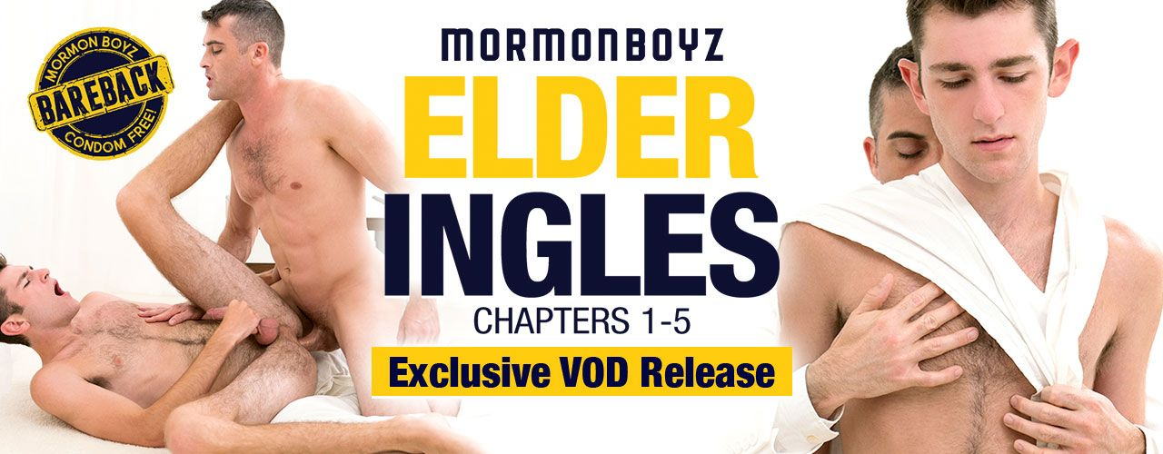 Mormon Boyz brings you Elder Ingles Chapters 1-5! Check out this exclusive VOD release now!