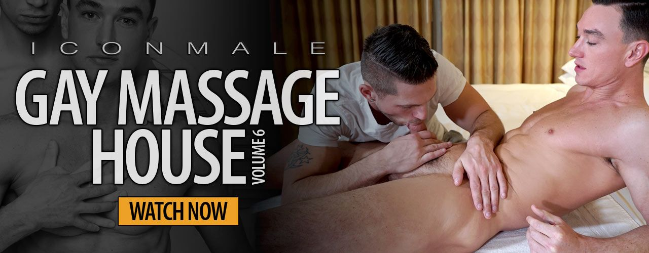 Icon Male celebrates the sacred art of male on male massage in volume 6 of this popular, sensual series. Check out Gay Massage House Volume 6 right now!