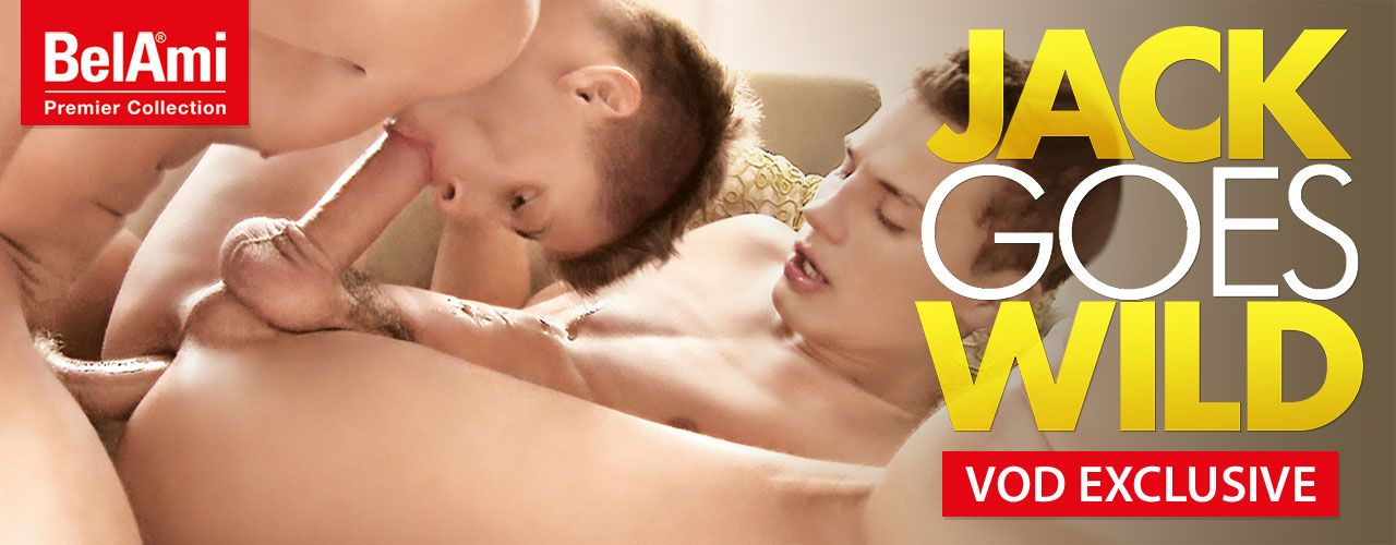 BelAmi presents Jack Goes Wild! Watch this VOD exclusive now!