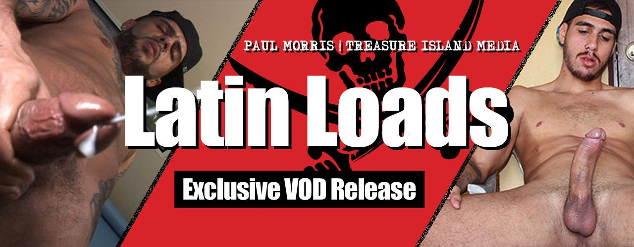 LATIN LOADS is back with VOLUME 3 – a new porn stash installment of 10 red-blooded heartthrob uncut Latino men from all over the world!