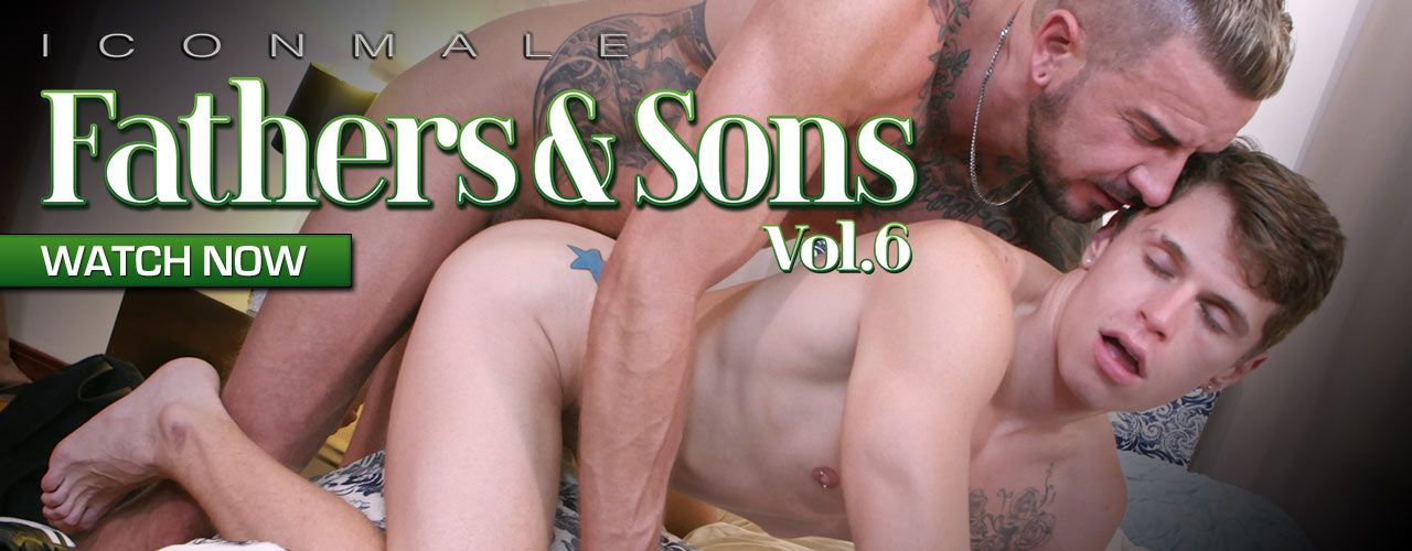 When fatherly love becomes forbidden lust you get Father & Sons volume 6! Don't miss this taboo hit from Icon Male!