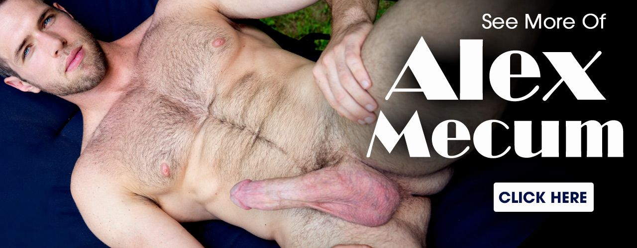 Versatile Alex Mecum has been wowing the world with his body and technique since 2015. His chiseled, v-shaped torso is always in shape!