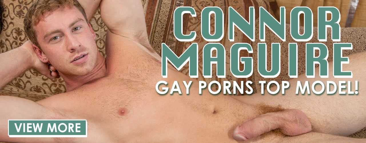 Connor Maguire is one of gay porns top models! Check him out here!