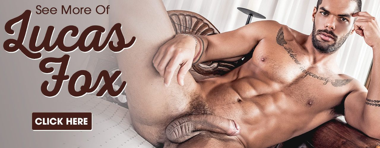 Lucas Fox is hard to miss! This hung stud is a fan favorite! Check him out now!