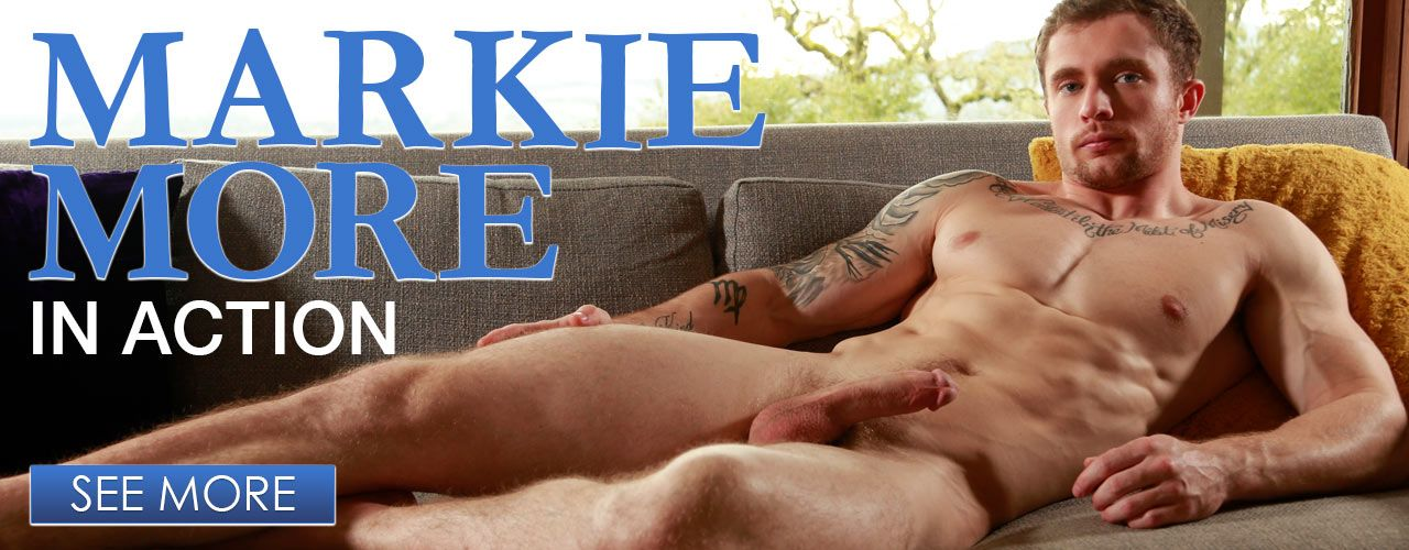 Markie More is a Next Door Studio exclusive you can't afford to miss! Check out all his movies now!