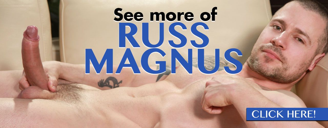 See more of handsome stud Russ Magnus! Click here!