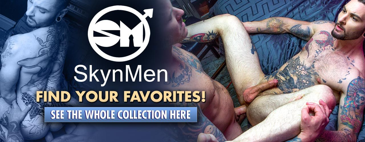 Find your favorites at SkynMen! See the whole collection here!