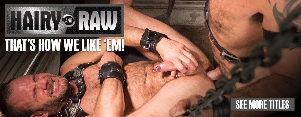 Hairy and Raw just how we want 'em! Check out this amazing studio's movies right here!