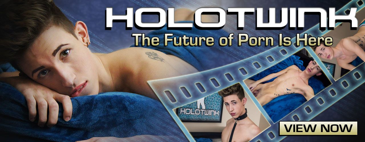 HoloTwink, the future of porn is here! Check out their movies here!