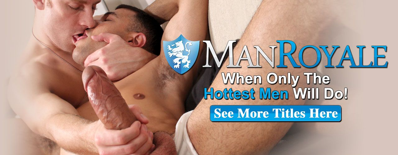 Man Royale, when only the hottest men will do!