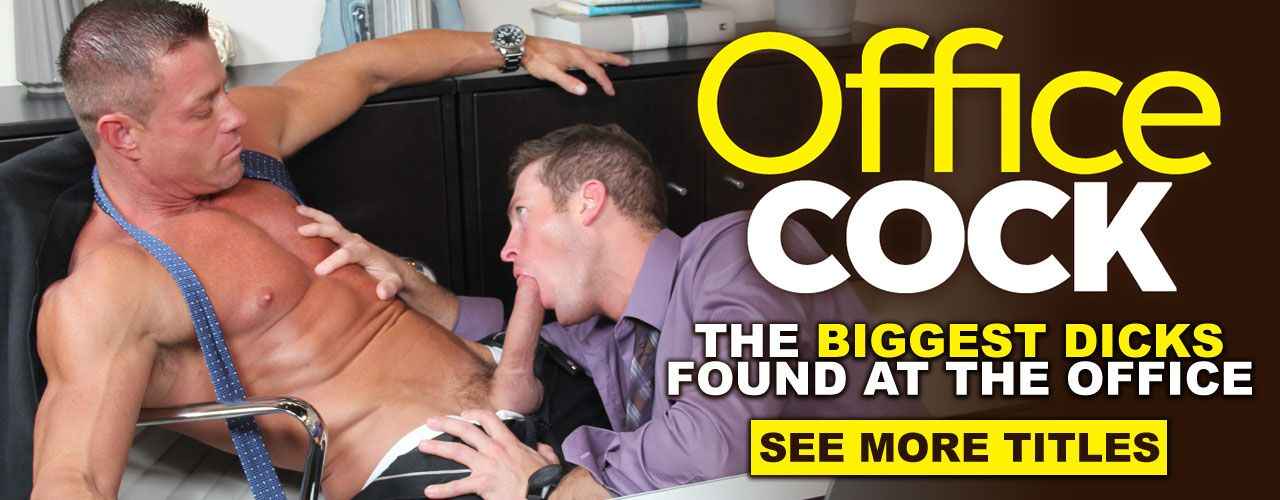 The biggest dicks found at the office! See all their titles here!
