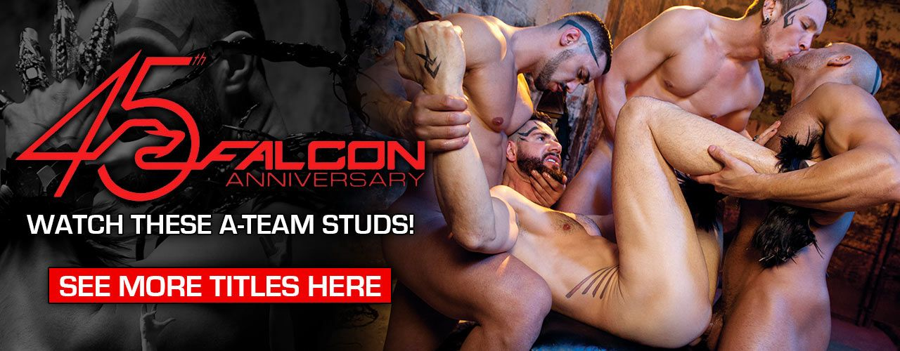 Falcon Studios delivers stunning, exclusive models in spectacular settings with high quality production. Check them out here!