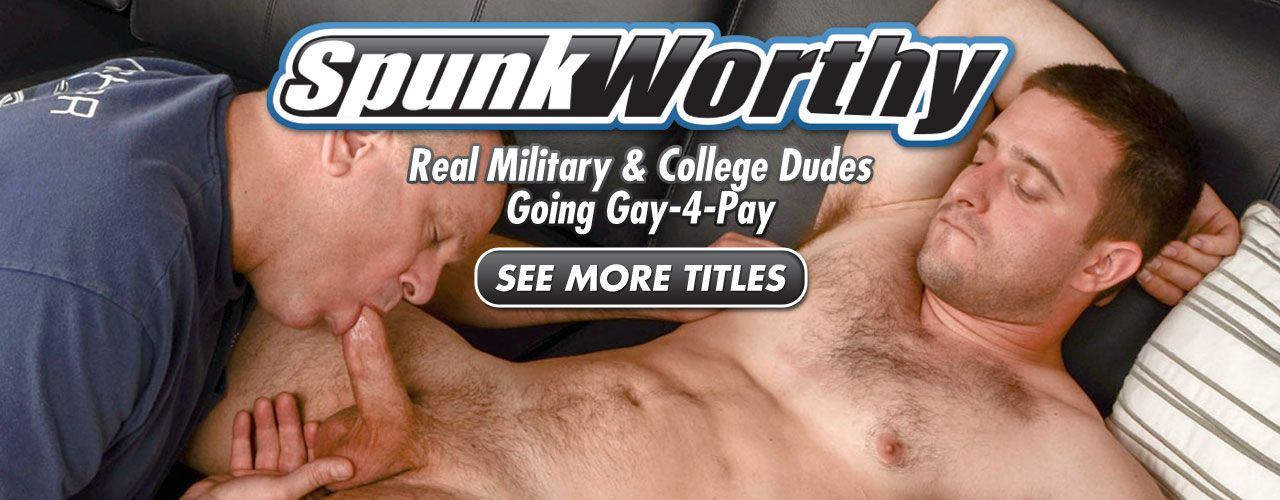 Spunk Worthy brings the big guns! Check out their huge library of movies here!