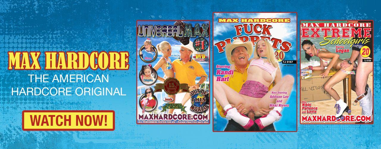 Legendary Max Hardcore, the american hardcore original.