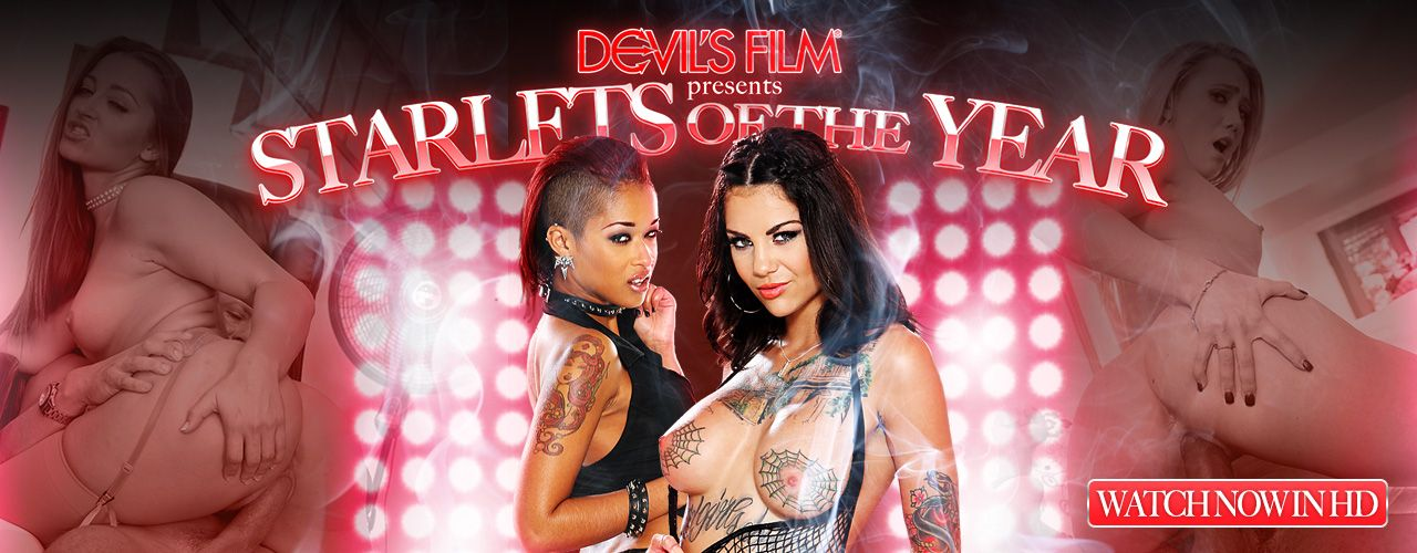 Bonnie Rotten, Skin Diamond, and Maddy Oreilly and more star studded performers show why they are nominated for starlet of the year.