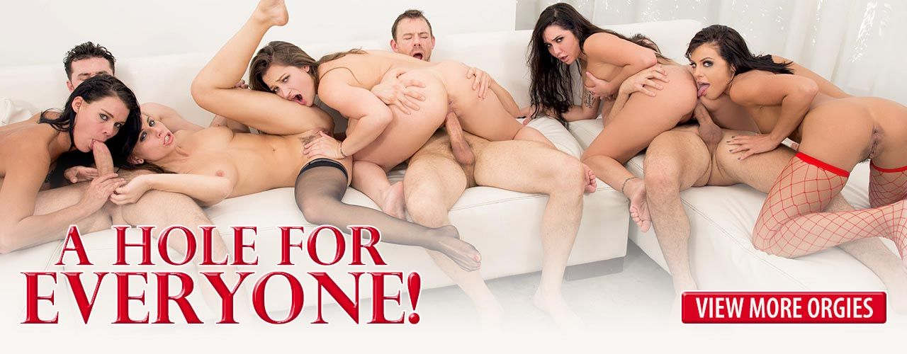 A hole for everyone! Come see all of our Orgy movies here!