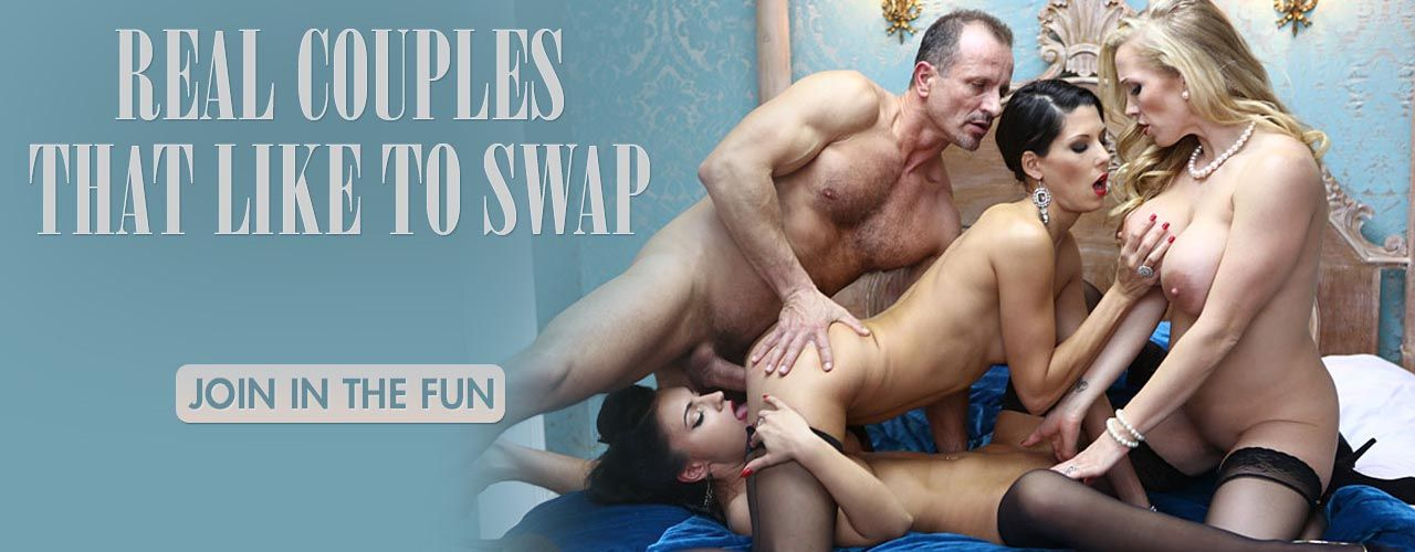 Swingers know just what they want when they can't get it from their spouse, watch now!