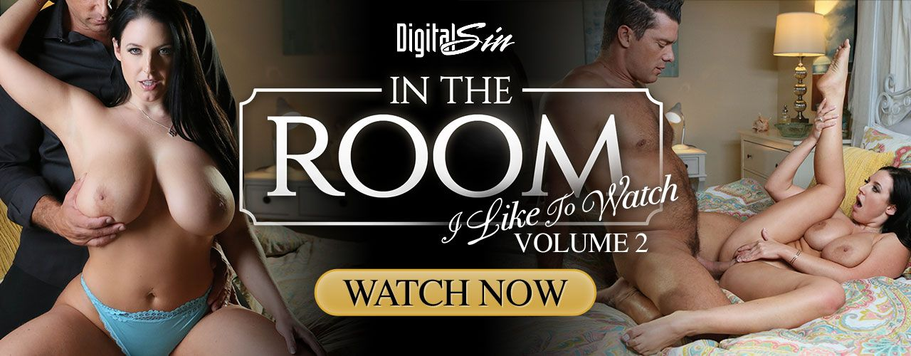 Digital Sin puts you in the room with today's hottest stars! Check out In The Room I Like To Watch Volume 2!