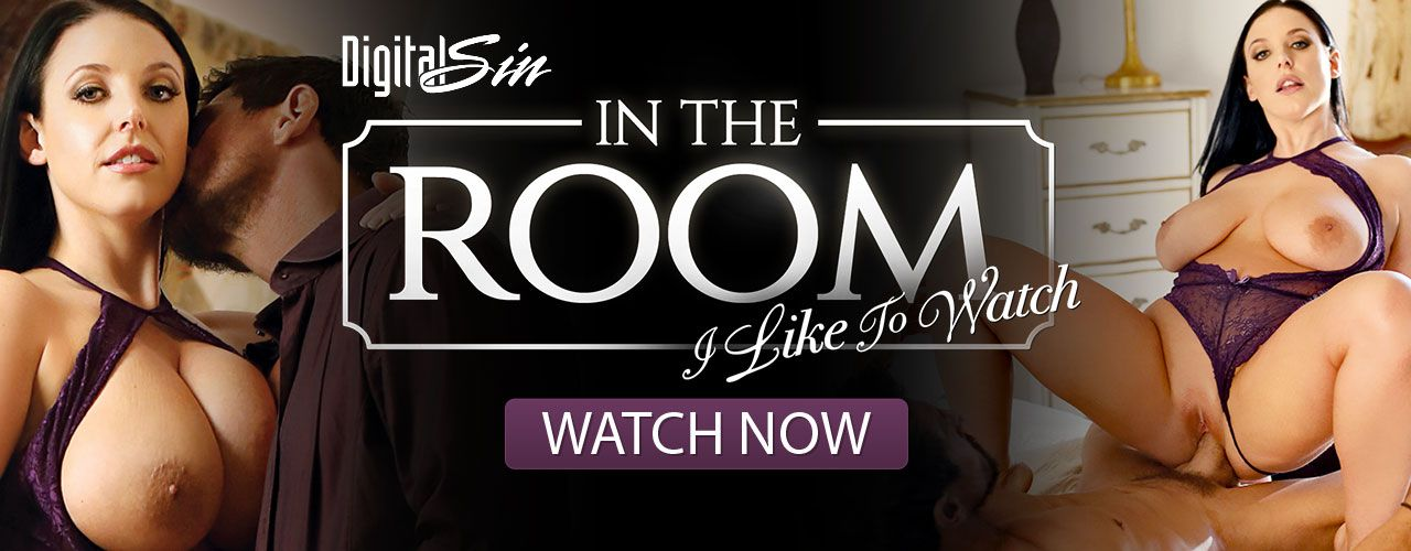 So close that you can taste it! Do you like to watch? Watch In The Room: I Like To Watch right now!