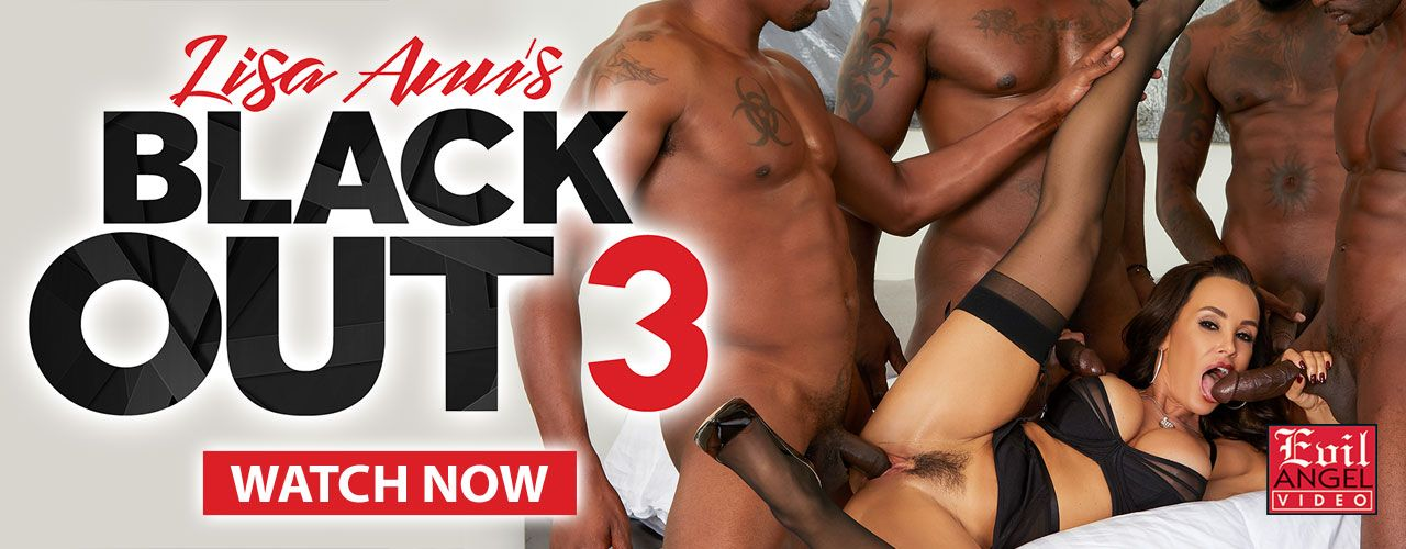 Evil Angel presents Lisa Ann's Black Out 3! Check out this hot new movie now!