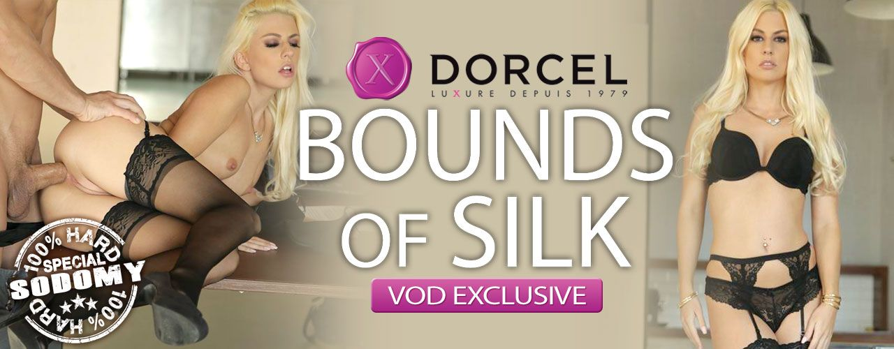 Bounds Of Slik is the most see hit from Marc Dorcel you don't want to miss! Watch it now!