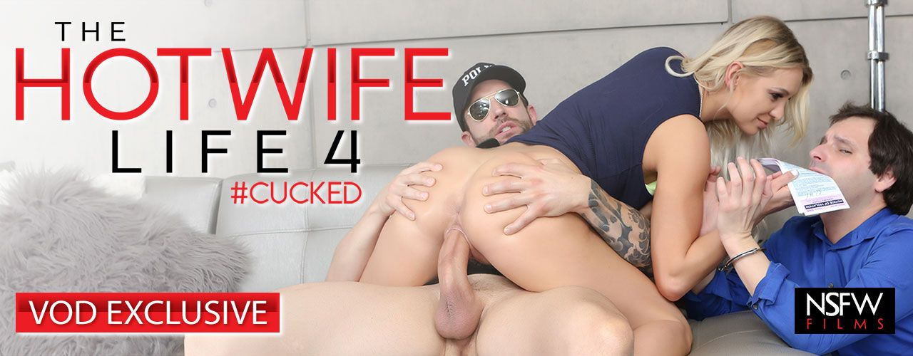 Check out the newest installment to the The Hotwife Life collection with The Hotwife Life 4! Check out this new VOD exclusive right now!