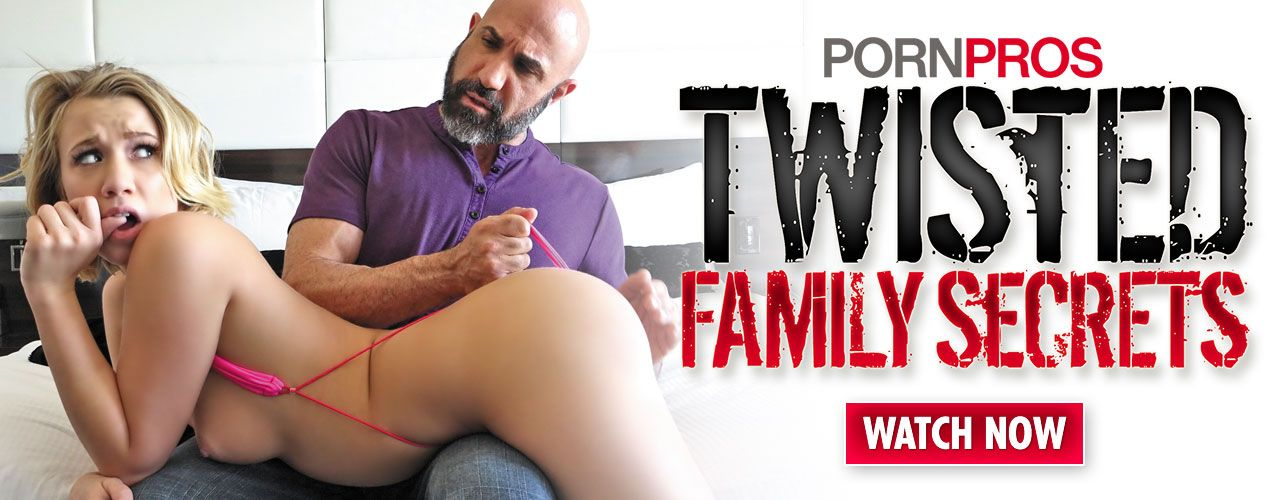 Starring 4 of the top adult stars around, Twisted Family Secrets is the new hit from Porn Pros! Check it out now!