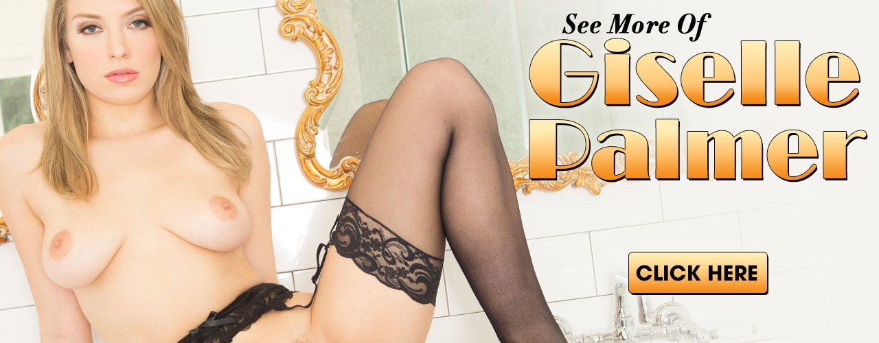 If you love leggy blondes with soft beauty and a sensual style, then Giselle Palmer is going to make you fall in love! Check her out here!