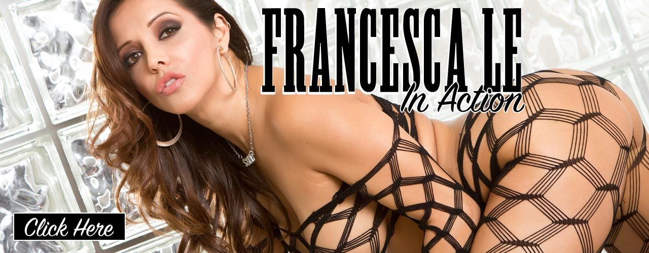 Francesca Le is a stunning Latina porn star who got her start in the hardcore world via dancing. Check out her movies here!