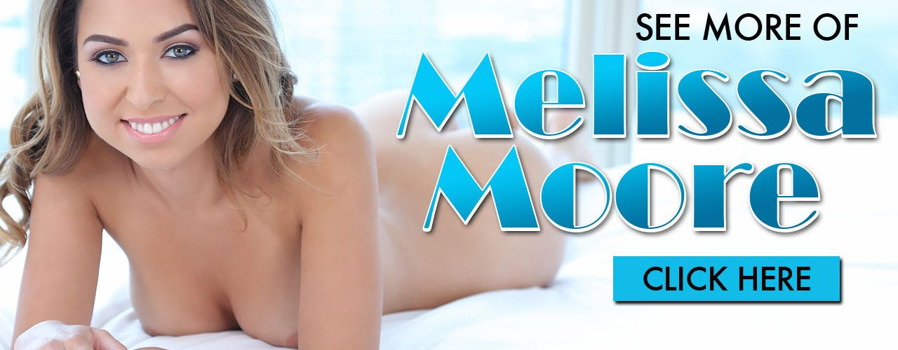Melissa's 32D-24-34 figure and friendly blue eyes are a pleasure to behold, and she could appeal to lots of Riley Reid fans!