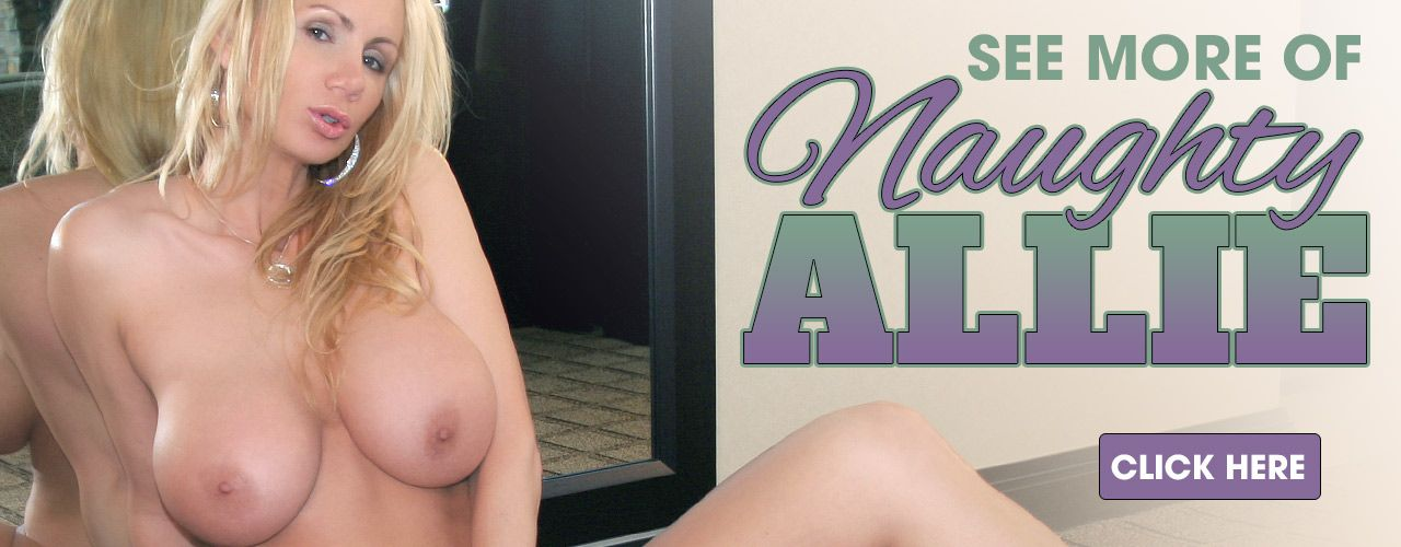 Naughty Allie's erotic life is an adventure, and we're all invited! Watch this busty blonde MILF enjoy orgies, public sex, swinging, and more!