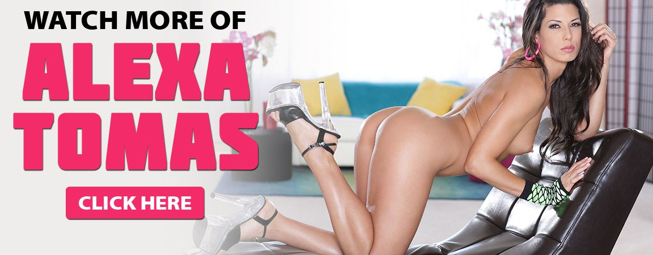 Valencia-born Spanish porn star Alexa Tomas is so beautiful you'll think you're dreaming! Check her out here!